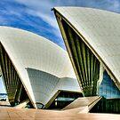 My City of Sydney by Mark Moskvitch