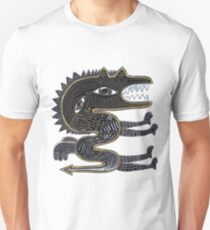 decorative surreal dragon Unisex T-Shirt