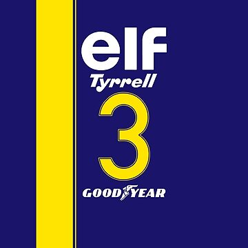 Elf Tyrrell Racing by Confundo