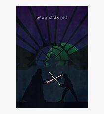 Return of the Jedi Photographic Print