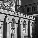 Saint David's Cathedral Hobart by BRogers