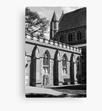 Saint David's Cathedral Hobart Canvas Print