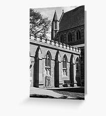 Saint David's Cathedral Hobart Greeting Card