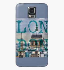 London Case/Skin for Samsung Galaxy