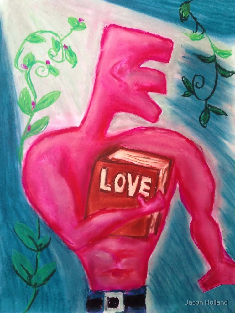 Book of Love by Jason Holland