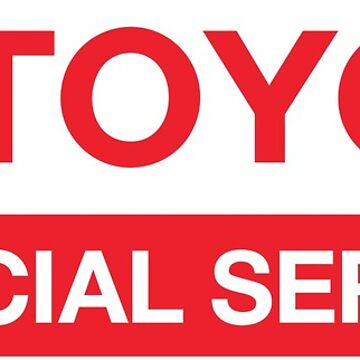 Toyota Financial Services by bubbles-garage