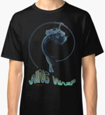 RAN Iroquois Helicopter Wing Warp T-shirt Design Classic T-Shirt