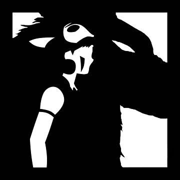 Square Mononoke by Ednathum