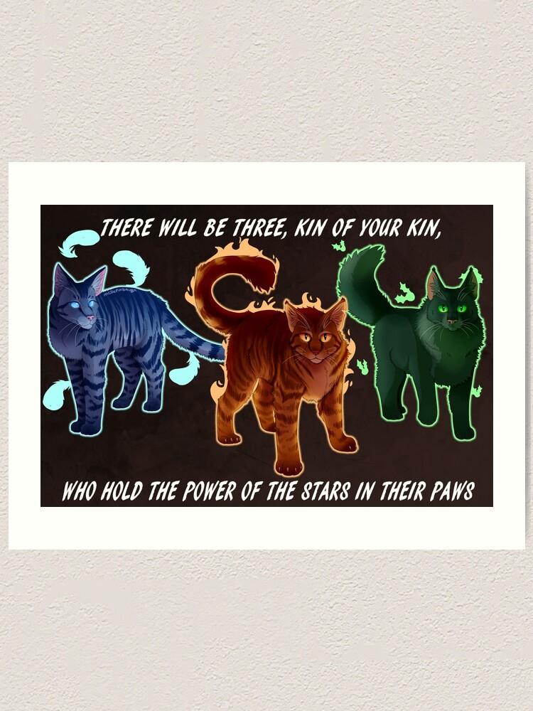 Power Of Three (Warrior Cats)