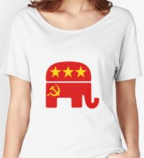 Russian Republicans Women's Relaxed Fit T-Shirt