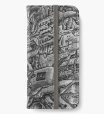 Dystopia iPhone Wallet/Case/Skin