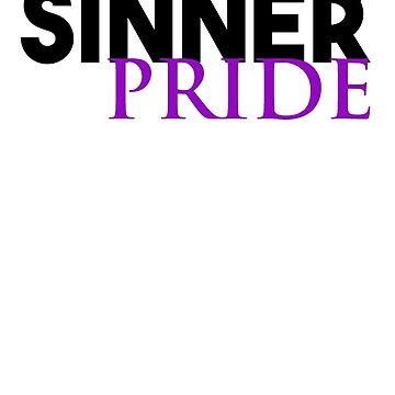 Sinner - Pride by artpirate