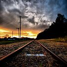 Grand Funk Railroad by Lance Jackson