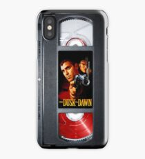 From Dusk Till Dawn iPhone case VHS 1995 iPhone Case