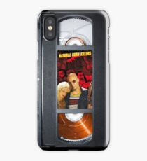Natural Born Killers iPhone case VHS 1994 iPhone Case