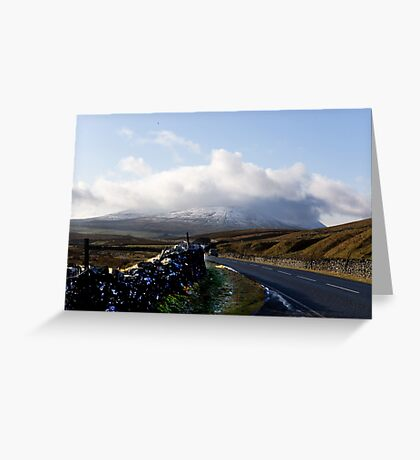 Whernside   -   Yorkshire Dales Greeting Card