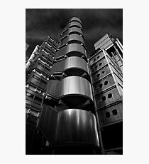 Gotham/London Photographic Print