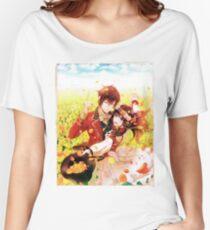 Garden Dance Women's Relaxed Fit T-Shirt