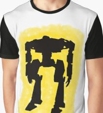 Loaderbot Silhouette  Graphic T-Shirt