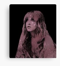 stevie nicks - starshine Canvas Print