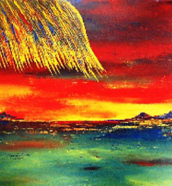 View from Maui.... by WhiteDove Studio kj gordon