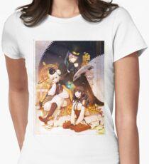 Asobi Women's Fitted T-Shirt