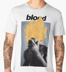 Frank Ocean, Blond Super Saiyan Men's Premium T-Shirt