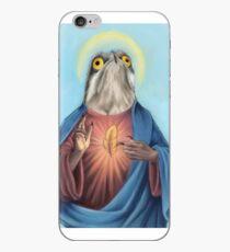 Our Lord and savior potoo bird iPhone Case
