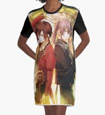 we are Graphic T-Shirt Dress