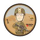Platoon SGT Gallaugher by 1SG Little Top