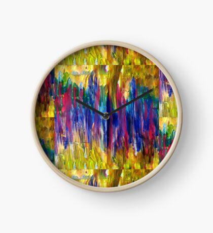 Mardi Gras Clock