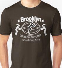 BROOKLYN DOUBLE DUTCH CREW**WORLD TOUR 1994 Unisex T-Shirt