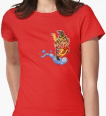 The Monkey King Women's Fitted T-Shirt