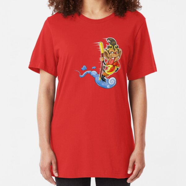The Monkey King Slim Fit T-Shirt