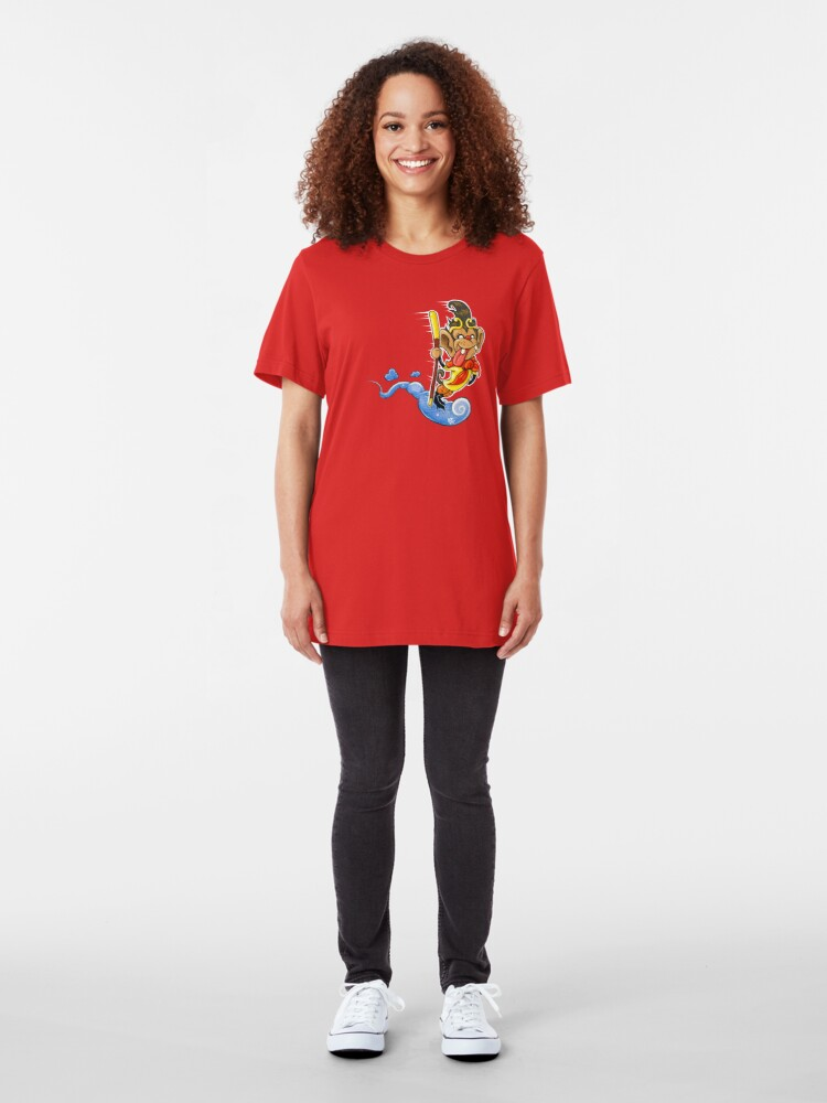 Alternate view of The Monkey King Slim Fit T-Shirt