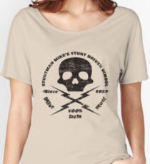 Stuntman Mike's Stunt Driver School Women's Relaxed Fit T-Shirt