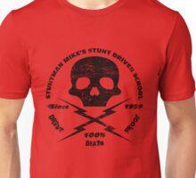 Stuntman Mike's Stunt Driver School Unisex T-Shirt