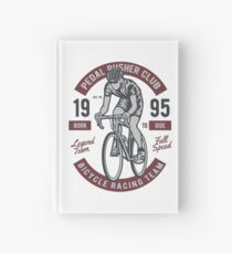 Bicycle Racing Team Hardcover Journal