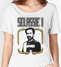 Selassie I Women's Relaxed Fit T-Shirt