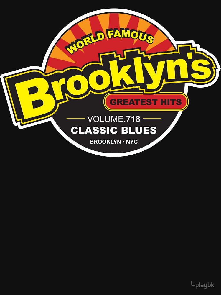 BROOKLYN'S GREATEST HITS by 4playbk