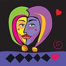 Jester Valentine by summerart