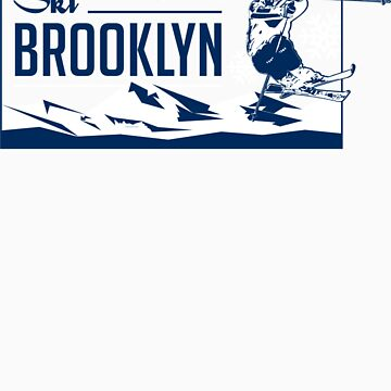SKI BROOKLYN by 4playbk