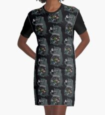 SPACE JUNKIE T-Shirt Kleid