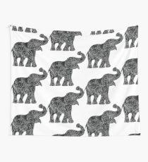 Elefant Wandbehang