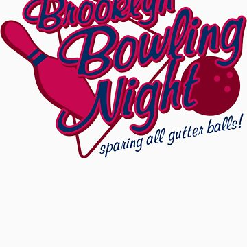 BROOKLYN BOWLING NIGHT by 4playbk