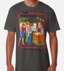 Camiseta larga Vende tu alma
