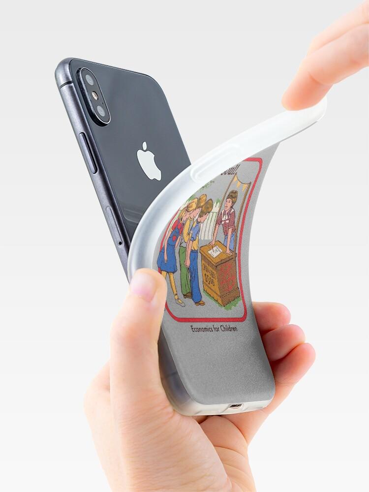 Vista alternativa de Vinilos y fundas para iPhone Vende tu alma