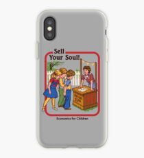 Sell your Soul iPhone Case