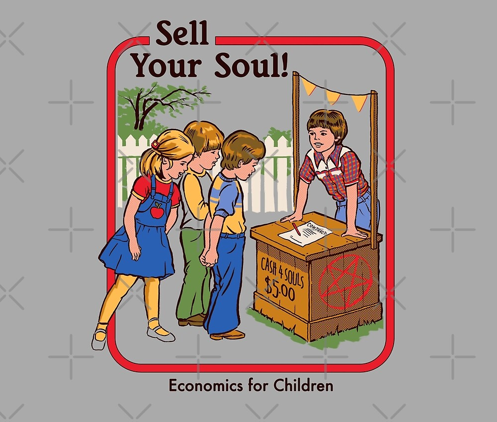 How to sell the soul to the devil