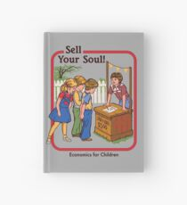 Sell your Soul Hardcover Journal